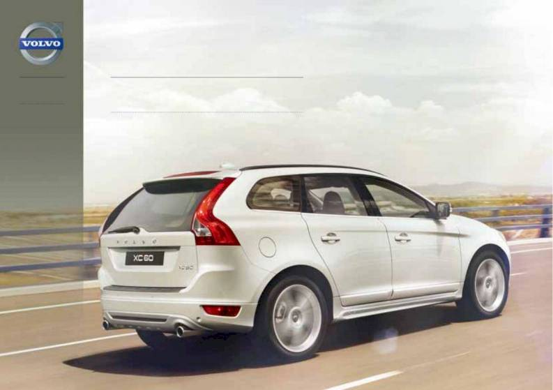 2013 volvo xc60 owner s manual 382 pages pdf rh ownersmanuals2 com 2016 xc60 owner's manual xc60 owner's manual pdf