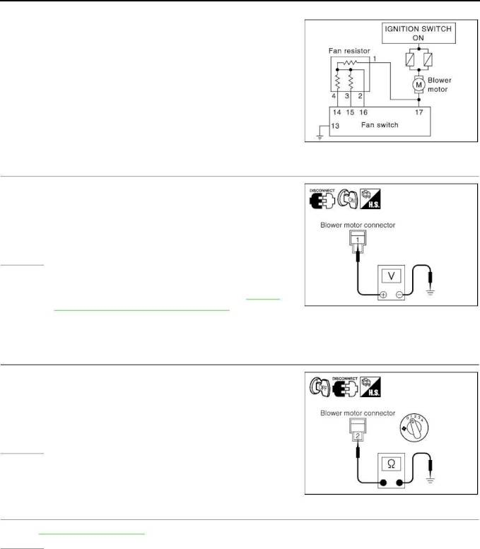 2005 Nissan X Trail Repair Manual, Nissan X Trail Wiring Diagram