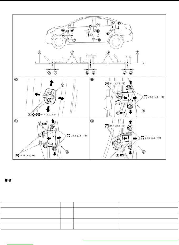 Trunk Lock Actuator Wiring Diagram