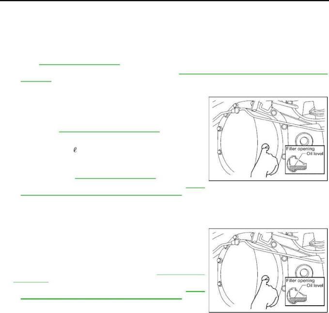 2004 Nissan Titan – Repair Manual - Rear Final Drive (Section RFD