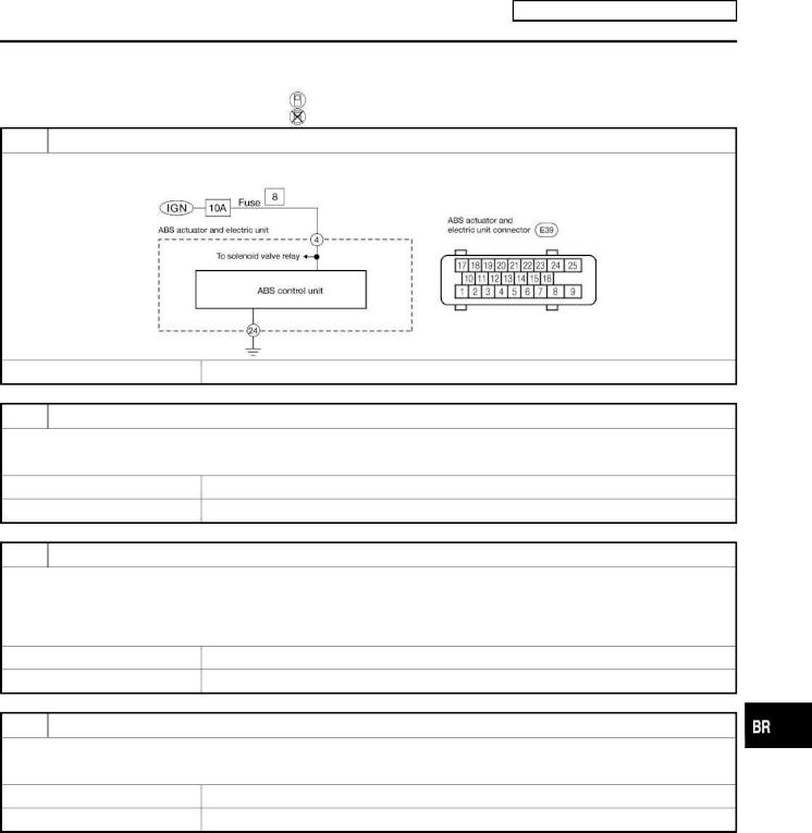 2002 Nissan Frontier Repair Manual Brake System Section Br Trailer Wiring Diagram Low Voltage