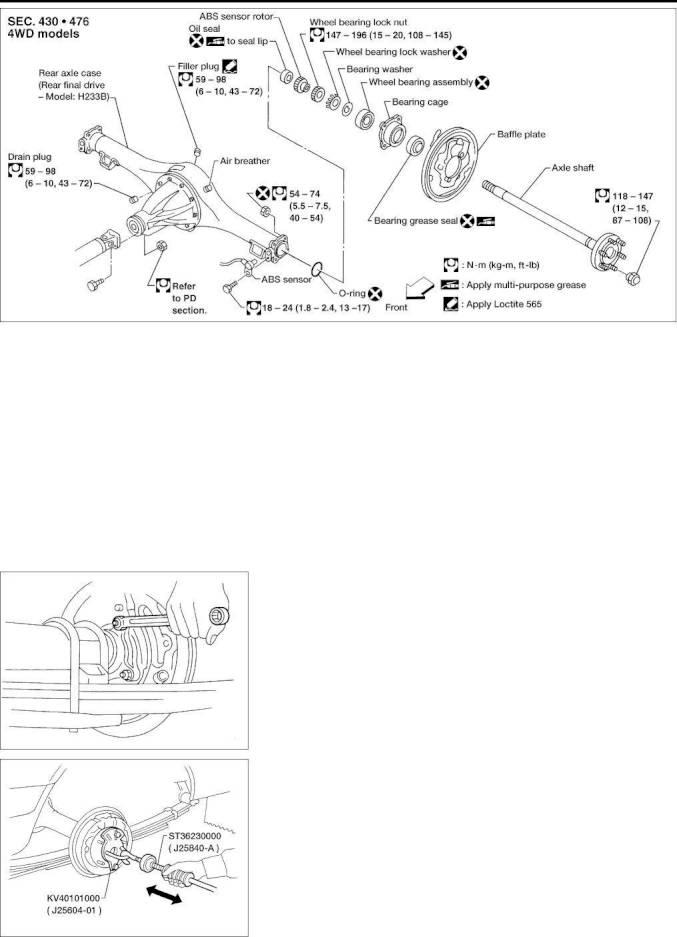 2001 nissan frontier service repair manual.