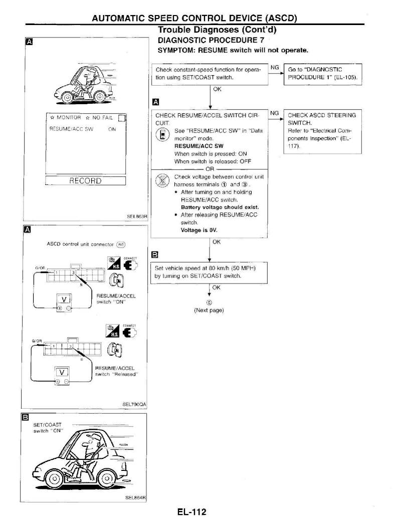 1995 nissan 300zx repair manual electrical system section el