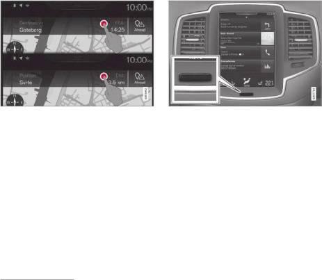 2016 volvo xc90 sensus navigation page 16 pdf manual rh ownersmanuals2 com 2006 volvo xc90 navigation system manual Volvo XC70